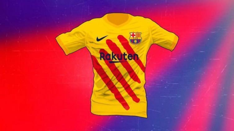 Barselona Prezentovala Novuyu Formu Novosti Futbola